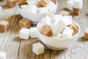 zawartość cukru w produktach